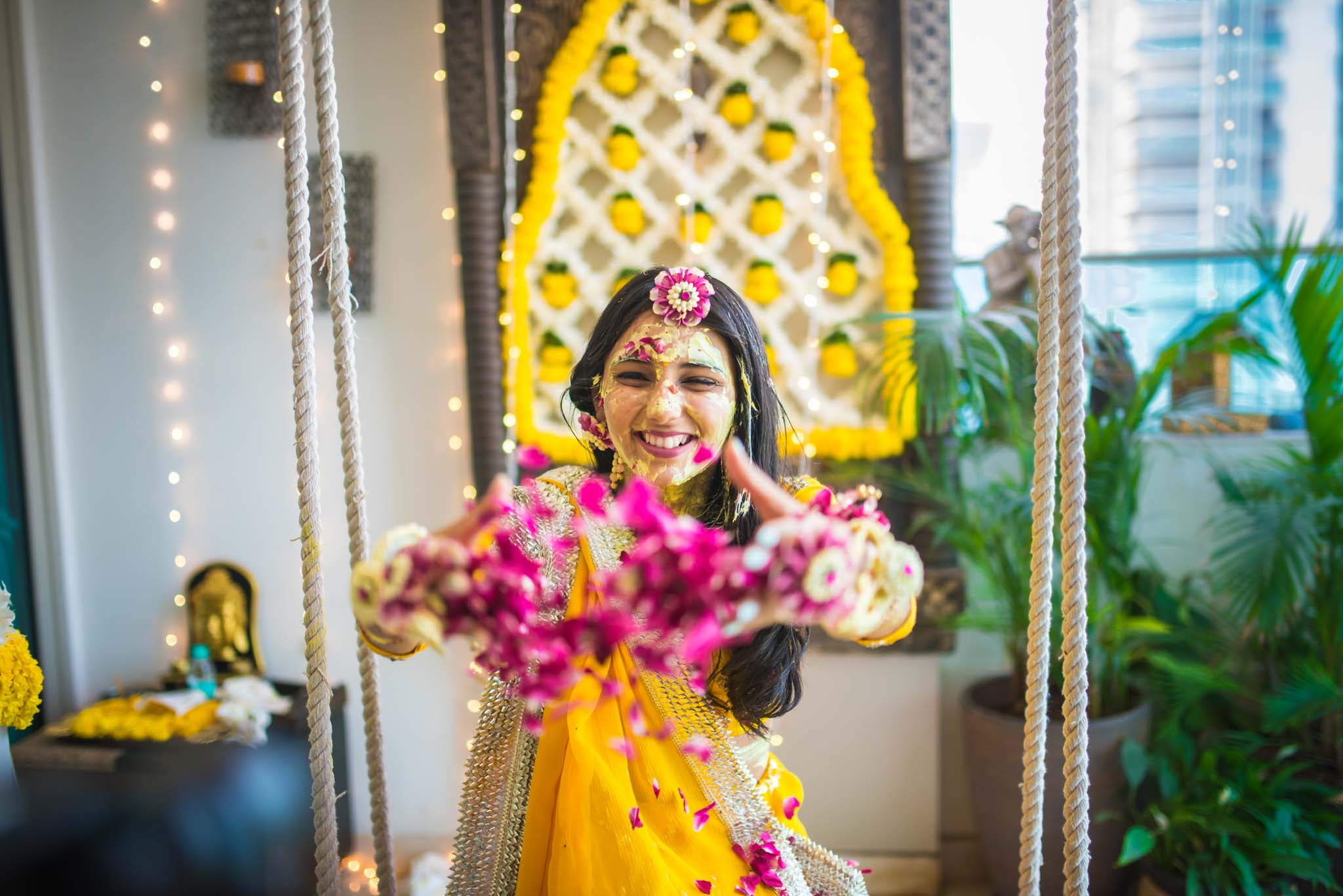 Tips For An Amazing Haldi Party Wedding Special